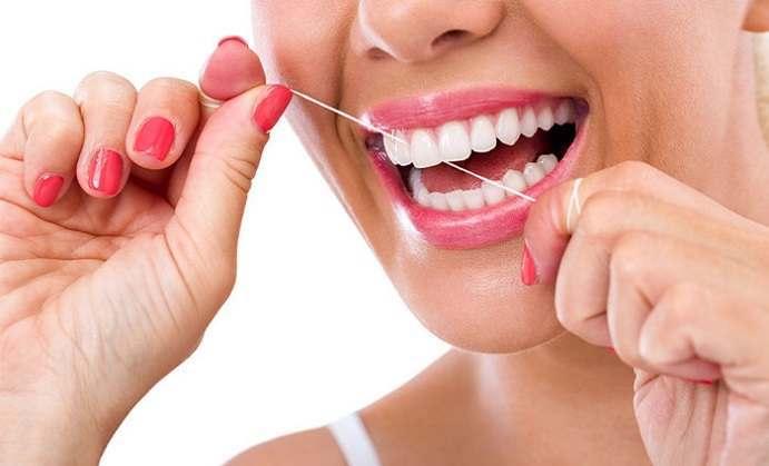 diş ipi kullanma